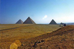 Unexplained Mysteries: Pyramids